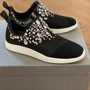 Giuseppe Zanotti Crystal sneakers